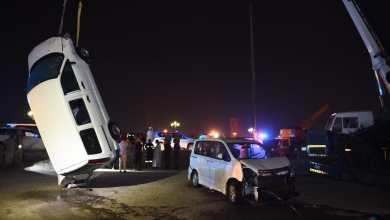 Photo of وفاة شخص إثر سقوط مركبتين غير مرخصتين بالبحر في الشارقة