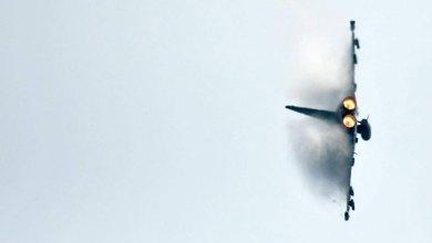Photo of اصطدام مقاتلتين ألمانيتين في الجو