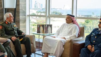 Photo of مباحثات قطرية أردنية رفيعة لتعزيز التعاون العسكري