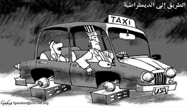 لعبة الديمقراطية وغياب الفكر التجديدي في العالم العربي