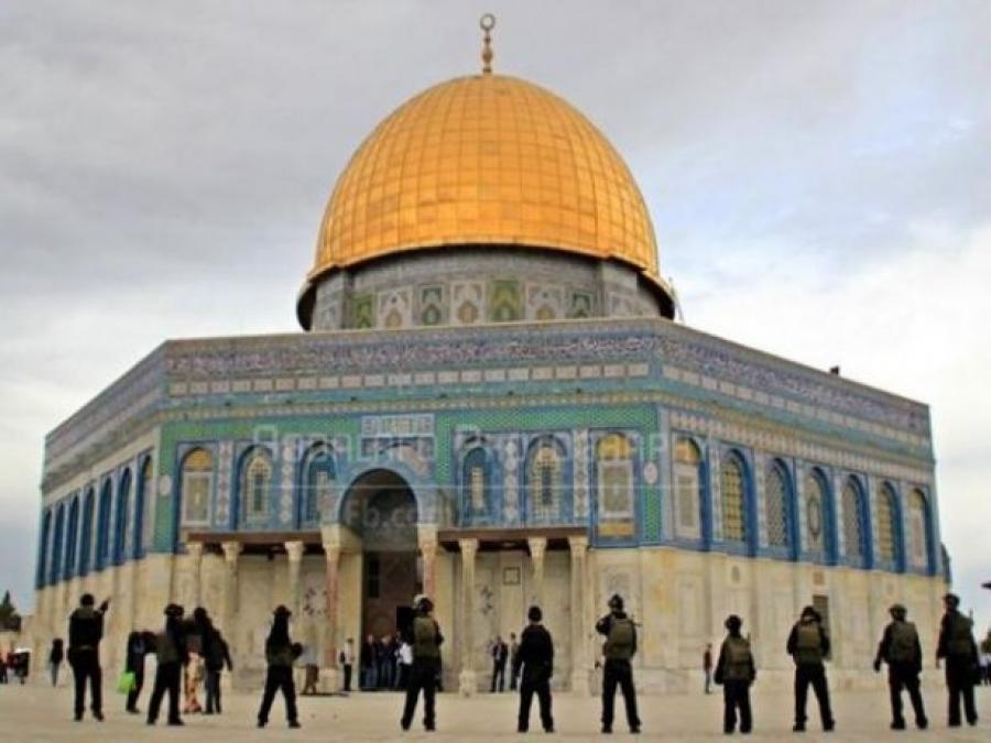 عودة الصراع على الحرم القدسي الشريف