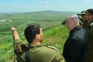 نتنياهو: الجولان سيبقى تحت السيادة الإسرائيلية