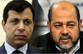 لقاءات سرّيّة بين وفد حماس ومندوبي دحلان في القاهرة