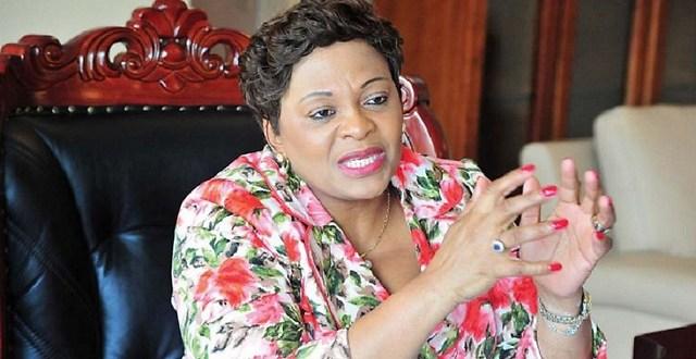 وزيرة المياه الجنوب أفريقية نومفولا موكونيان