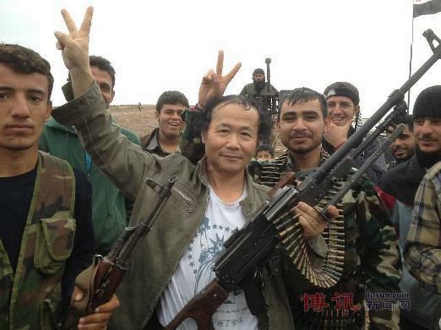 دمشق: نحو خمسة آلاف أويغوري يقاتلون في سوريا
