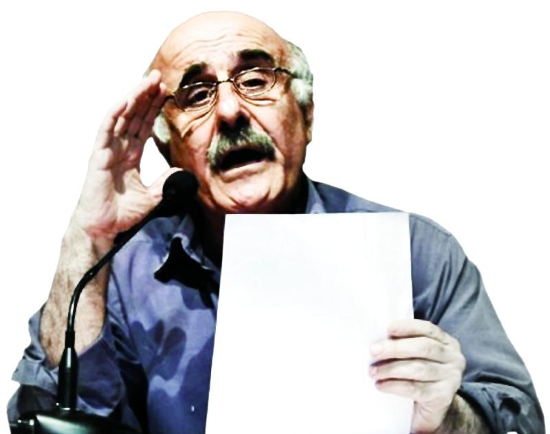 عباس بيضون: كتابتي قـاسية لأنها بنت الواقع