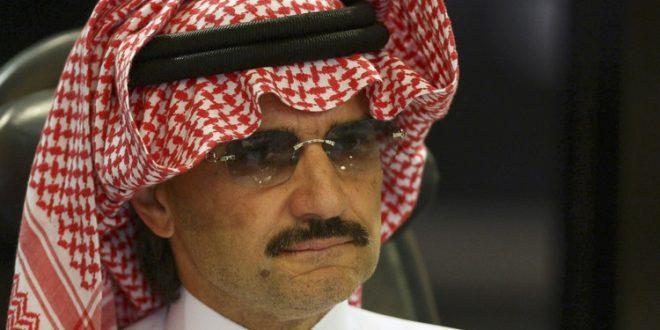 الوليد بن طلال يخرج عن صمته!