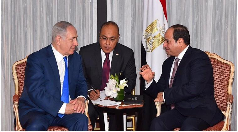 إسرائيل ومصر، شراكة استراتيجية