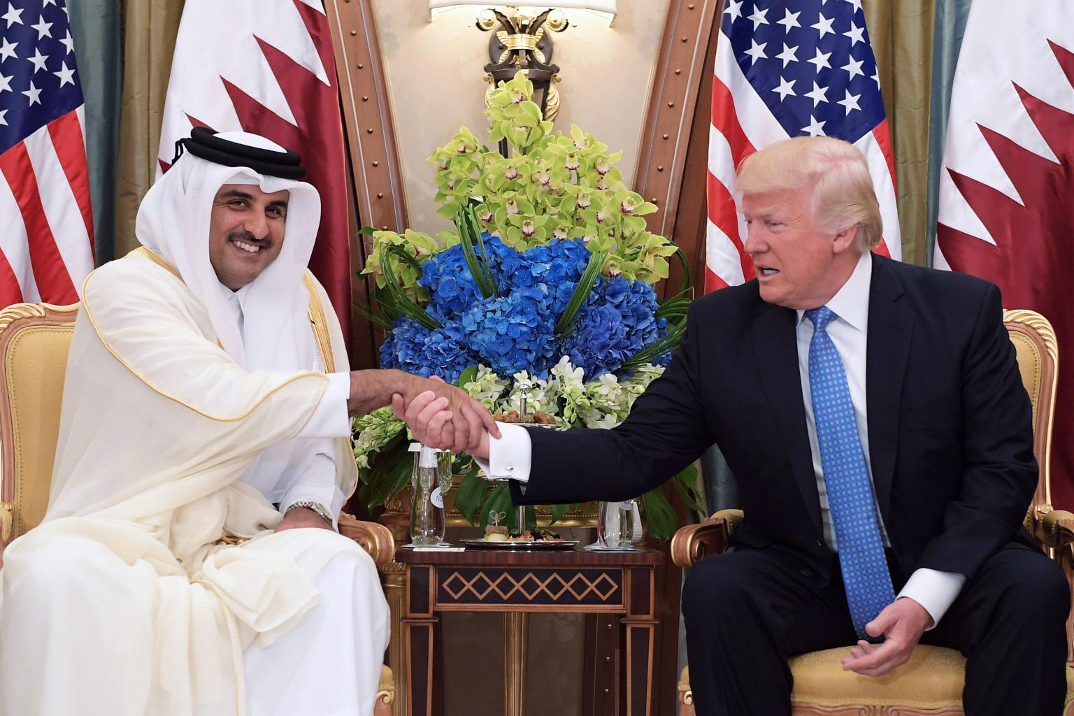 ما سبب الانقلاب المفاجئ في موقف إدارة ترامب من قطر؟