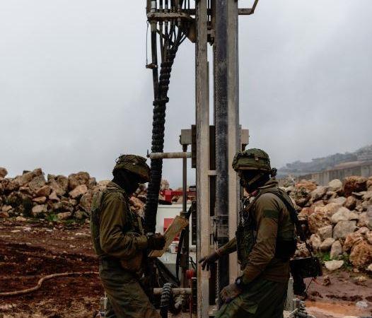 الجيش الإسرائيلي يعلن البدء بإغلاق آخر نفق هجومي لحزب الله