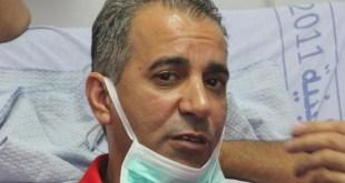 الأسير الفلسطيني محمد التاج