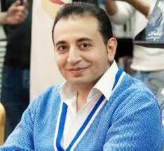 الروائي المصري محمد الناغي