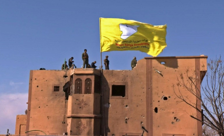 """انتهاء """"خلافة داعش"""" بعد طرده من آخر جيب في سوريا"""