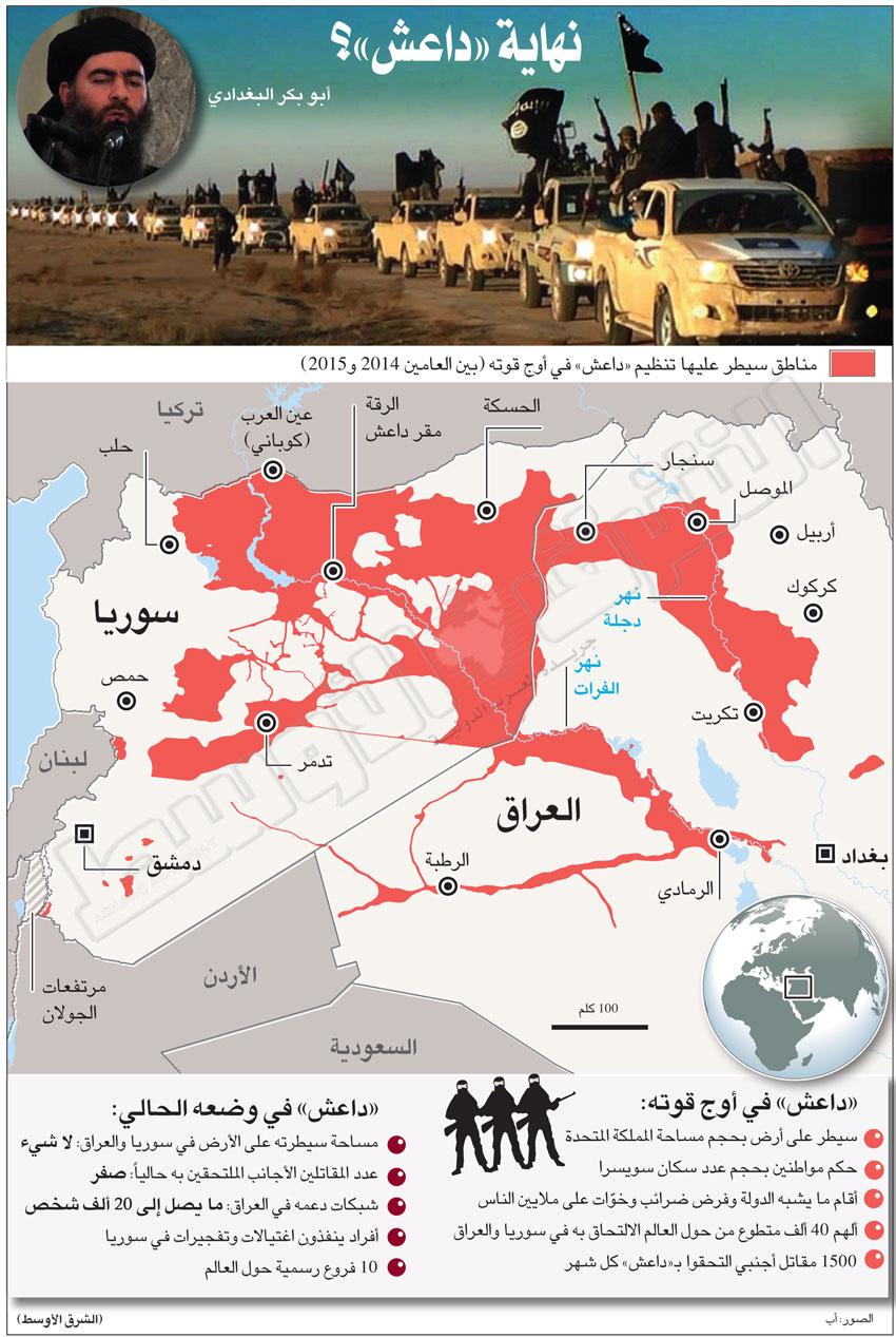 سقوط الباغوز: رحلت «دولة داعش» وبقي خطرها