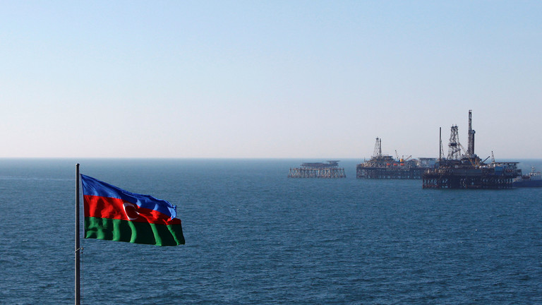 """سقوط مقاتلة من طراز """"ميغ-29"""" في بحر قزوين"""