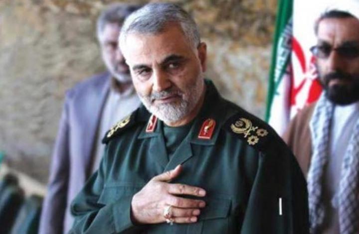 الأناضول: سليماني في سوريا استعدادا لحرب مع أميركا