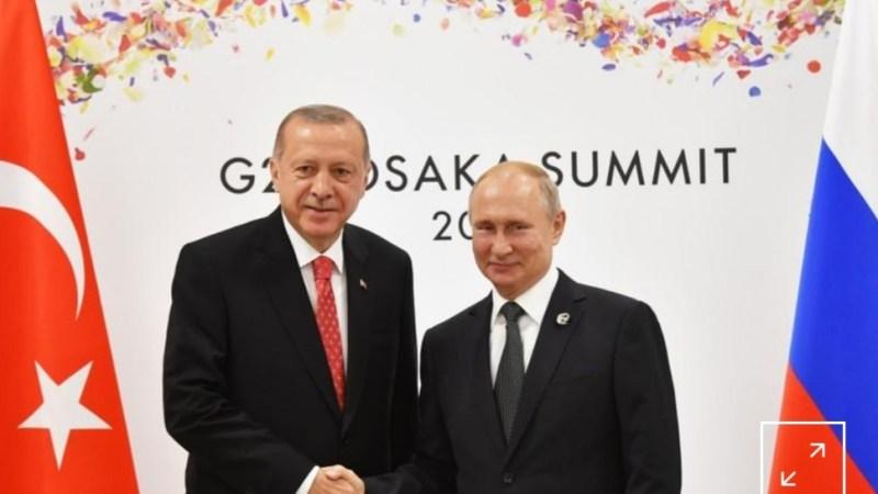 تركيا تتوقع من روسيا المساعدة في تحجيم القوات السورية قبل اجتماع