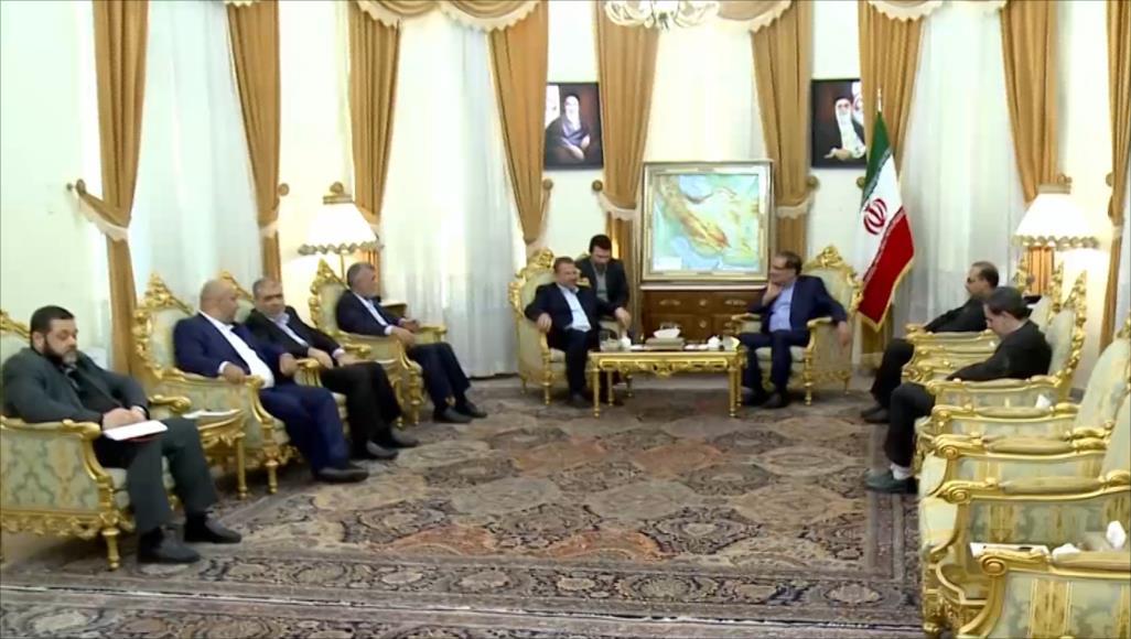 """هآرتس: إيران و""""حماس"""" اتفقتا على فتح جبهة غزة في حال اندلاع حرب في الشمال"""