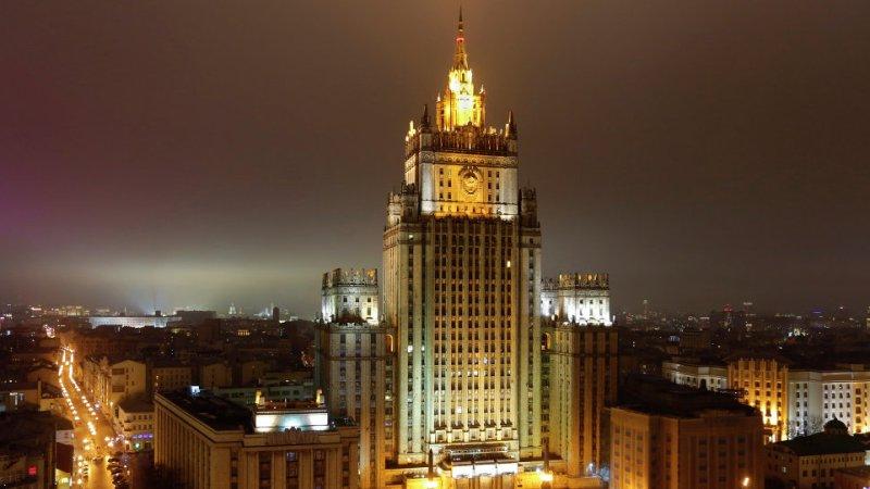 موسكو تندد بالعقوبات الأمريكية الجديدة المتعلقة بسوريا