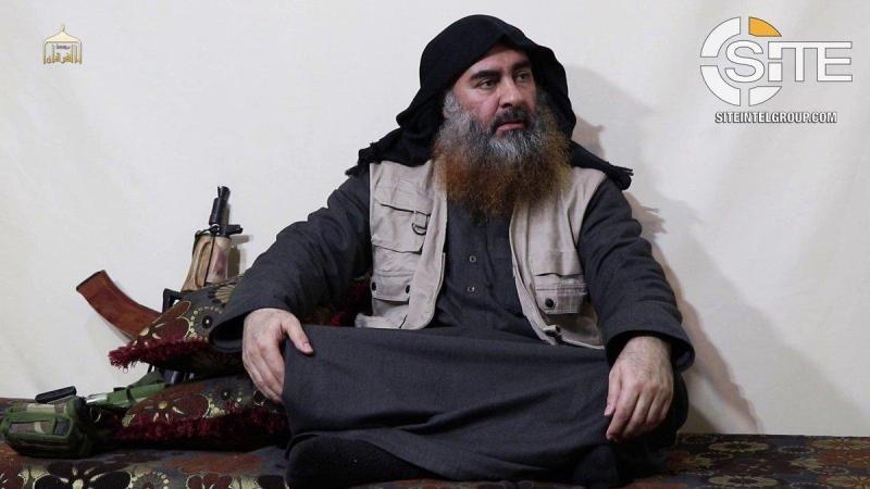 تسجيل صوتي منسوب لأبو بكر البغدادي: انكماش داعش اختبار من الله