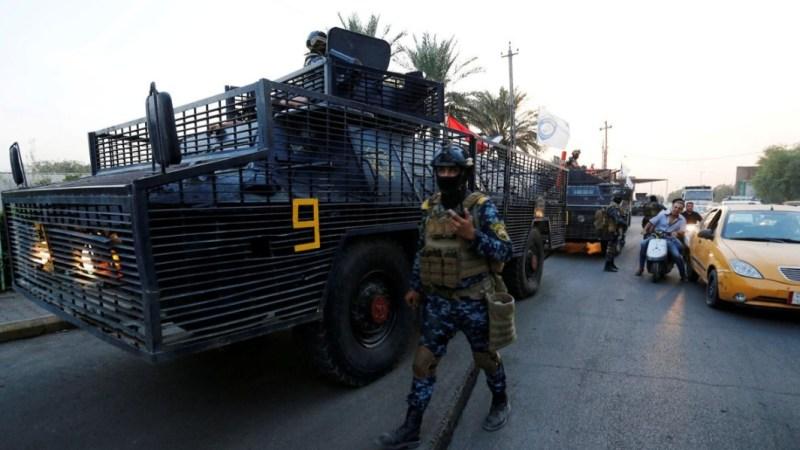 ليلة هادئة في العراق بعد احتجاجات دامت أسبوعا