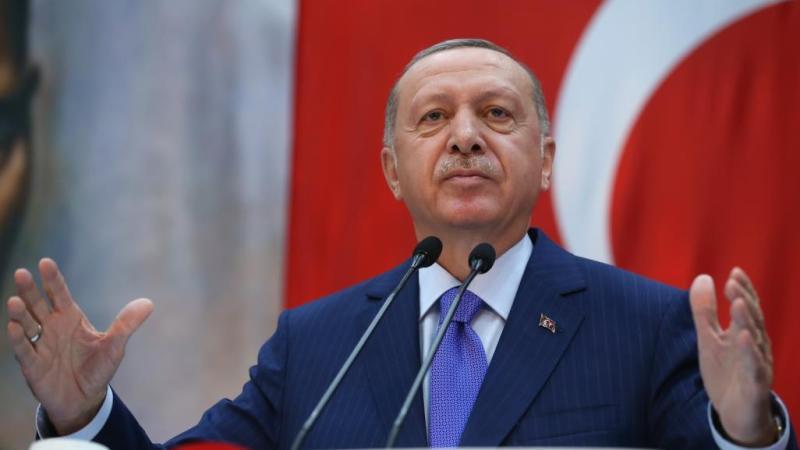 أردوغان: تركيا ستطهر منطقة الحدود السورية من المقاتلين الأكراد إذا تقاعست روسيا عن ذلك