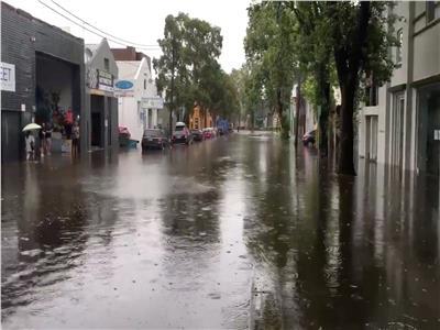 أمطار في أستراليا تجلب الراحة لمناطق تعاني من الجفاف منذ سنوات