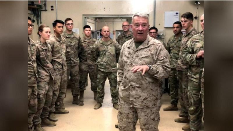 القيادة المركزية الأمريكية: العمليات ضد داعش ستتصاعد في الأيام المقبلة
