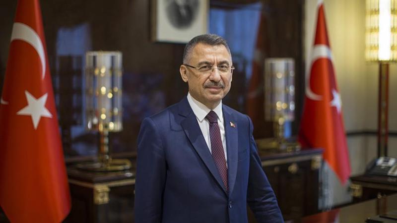 نائب الرئيس التركي: سفينة التنقيب فاتح تبدأ العمل قبالة قبرص