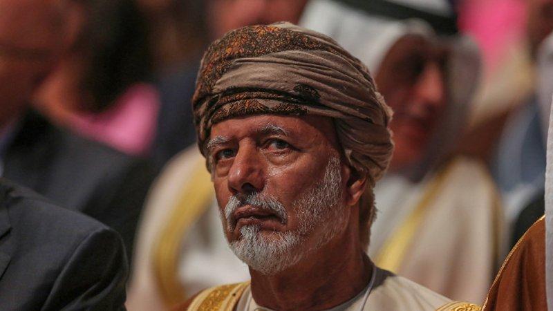 سلطنة عمان تدعو أمريكا وإيران للسعي للحوار