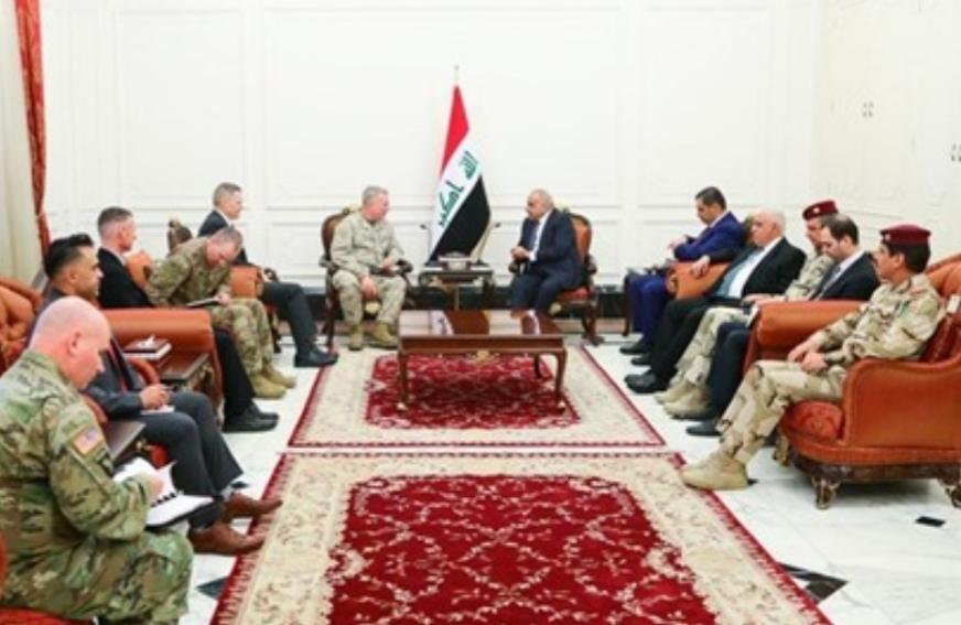 جنرال أمريكي: نحن بصدد إرسال أنظمة دفاع جوي إلى العراق