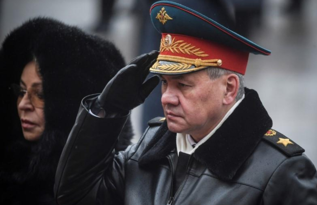 وزارة الدفاع الروسية: شويغو بحث مع الأسد وقف إطلاق النار