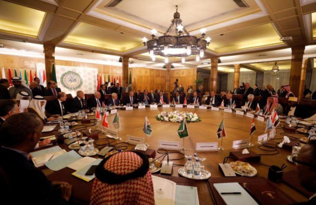 جامعة الدول العربية تندد بخطط إسرائيل ضم أجزاء من الضفة الغربية