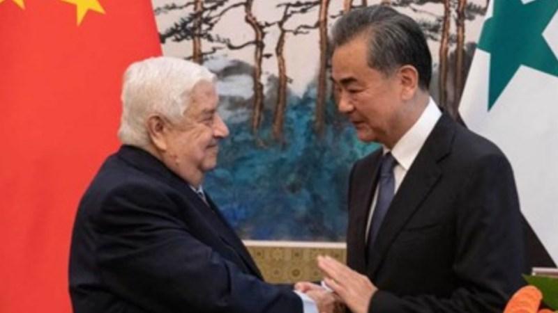 """""""المونيتور"""": الصين تبدي اهتماماً أكبر بسوريا في ظل التوتر مع أميركا"""