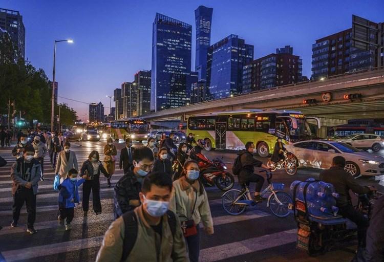 """""""نيويورك تايمز"""": من الصعب استدامة نمو الصين"""