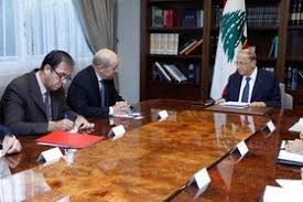 """وزير خارجية فرنسا للبنان: """"ساعدونا كي نساعدكم"""""""