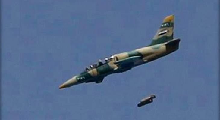 16 قتيلاً موالياً لإيران في ضربات إسرائيلية وسط سوريا