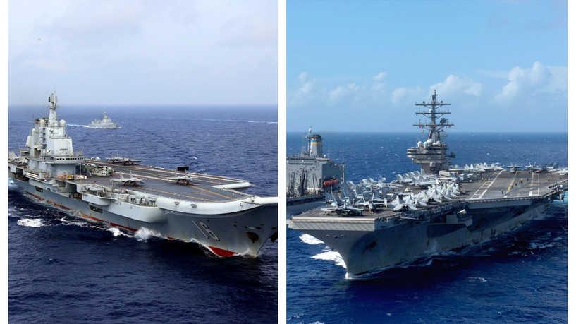 رغم امتلاك الصين قطعاً أكثر.. كيف تتفوق البحرية الأميركية؟