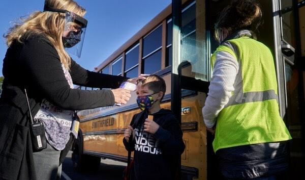 دراسة جديدة: المدارس أقل نقلاً للوباء مما كان يعتقد
