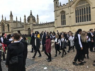 """بريطانيا تخرج من برنامج """"إيراسموس"""" للتبادل التعليمي الأوروبي"""