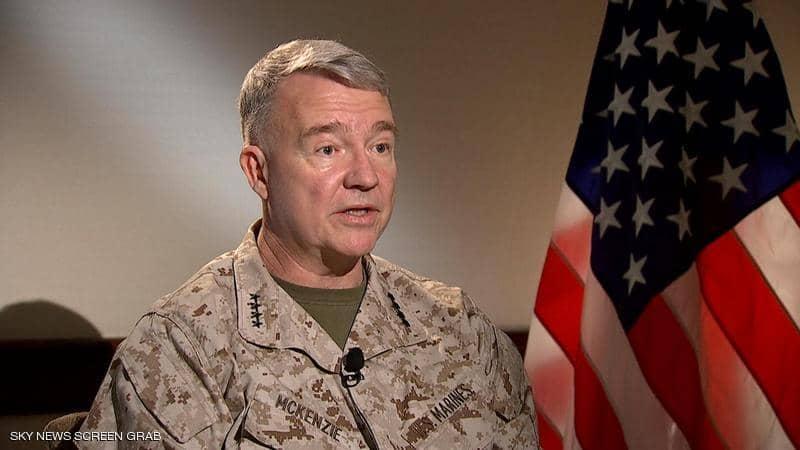 """قائد أميركي: أميركا دخلت """"مرحلة الفرصة"""" مع إيران"""