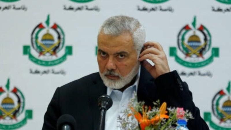 هنية: حركة حماس منفتحة على حوار شامل وأدعو قيادات الفصائل إلى تحمل المسؤولية التاريخية
