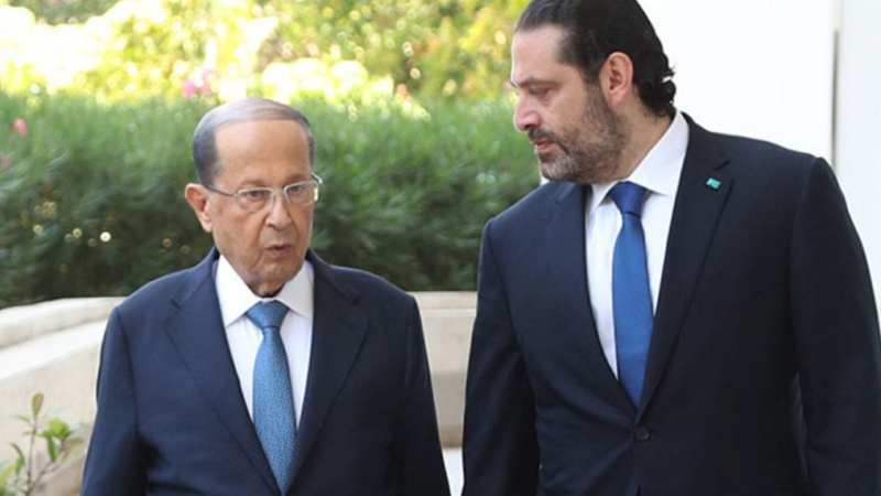 لقاء جديد بين الحريري وعون لتشكيل حكومة في لبنان والآمال ضئيلة