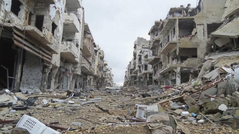 """""""معهد هرتسليا"""": روسيا تبحث عن شركاء في الشرق الأوسط للدفع قدماً بإعادة إعمار سورية"""