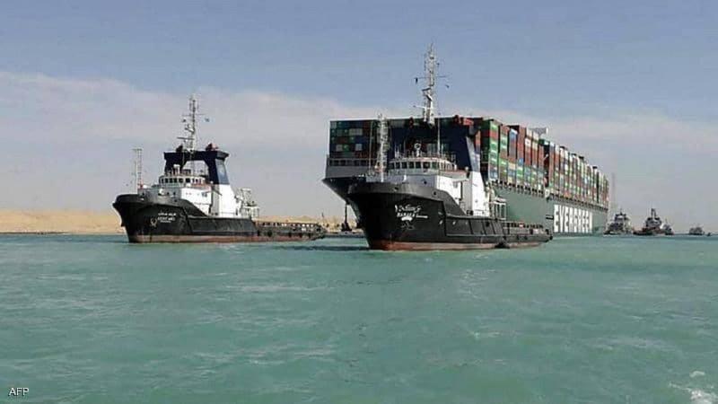 """""""غلوبس"""": بعد سحب السفينة من قناة السويس.. """"إسرائيل"""" المستفيد الأكبر"""