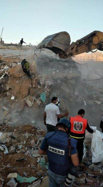أضرار جسيمة في قطاع غزة