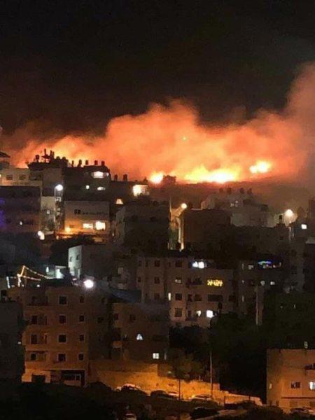 الأضرار المادية الجسيمة في مختلف قطاع غزة