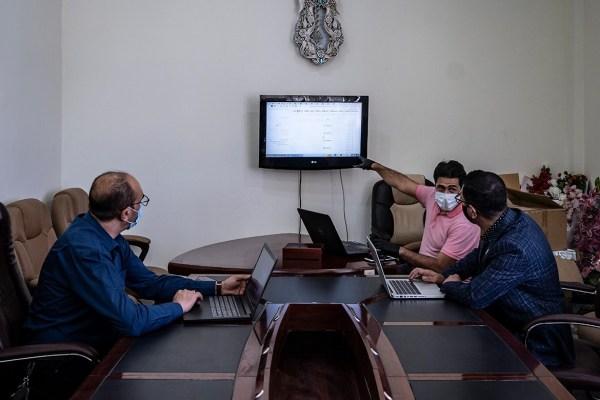 التعليم الإلكتروني في العراق