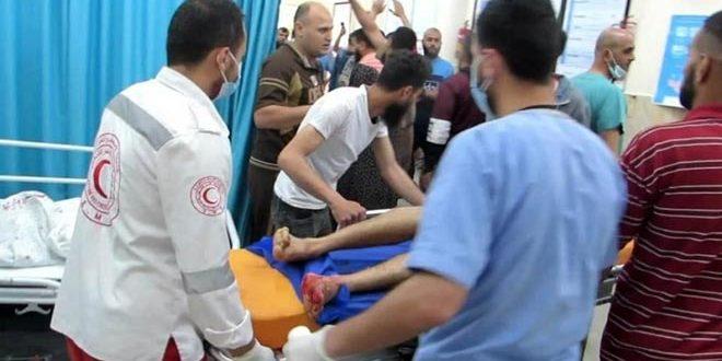 113 شهيداً فلسطينياً بينهم 28 طفلاً حصيلة ضحايا العدوان الإسرائيلي المتواصل على غزة