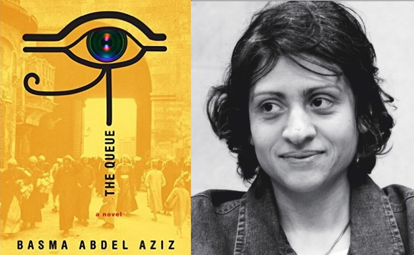 It's Pub Day: 5 Reasons to Read Basma Abdel Aziz's Terrifying, Hopeful, Dystopic Fantasy 'The Queue'